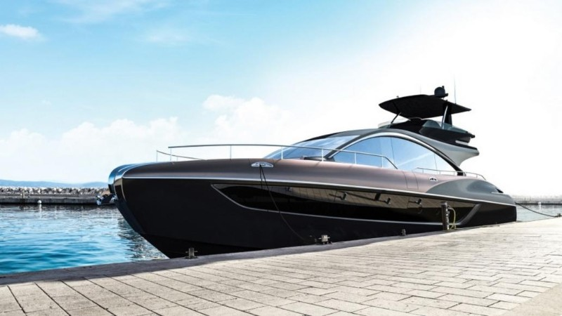Unveiling Lexus First Luxury Yacht Design Limited Edition