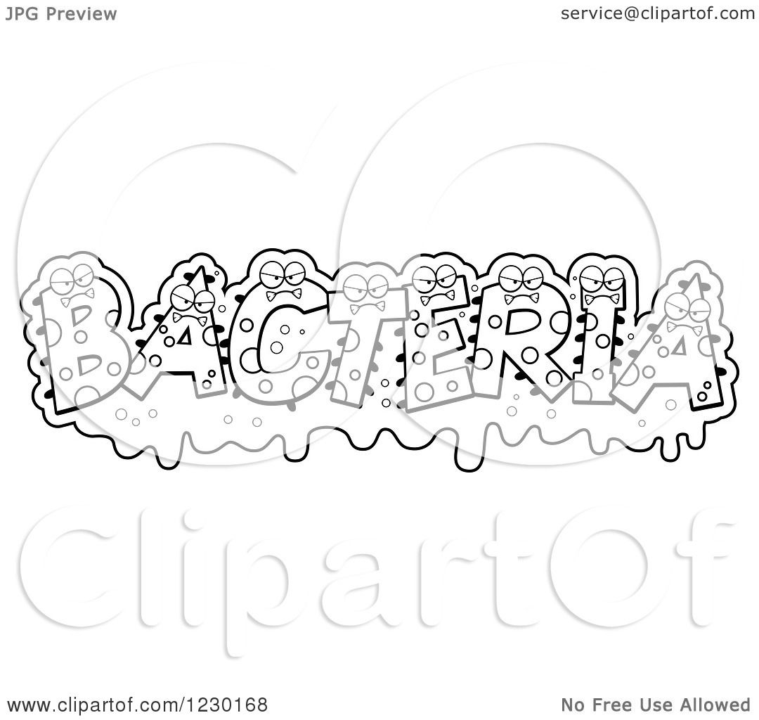 Bacteria Coloring Download Bacteria Coloring