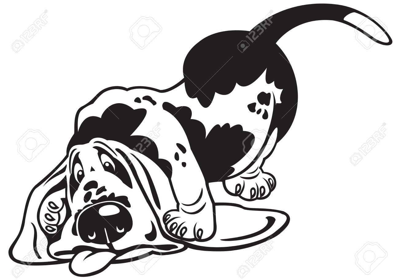 Basset Clipart Download Basset Clipart For Free