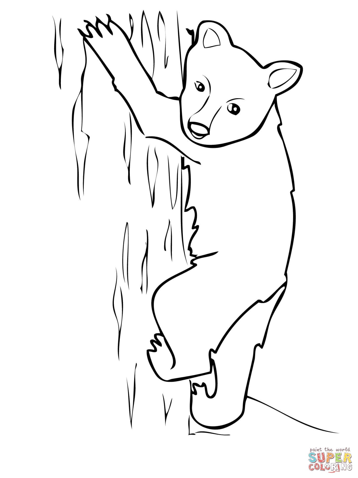 Cub Coloring Download Cub Coloring