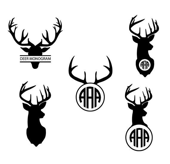 Download Download Deer svg for free - Designlooter 2020