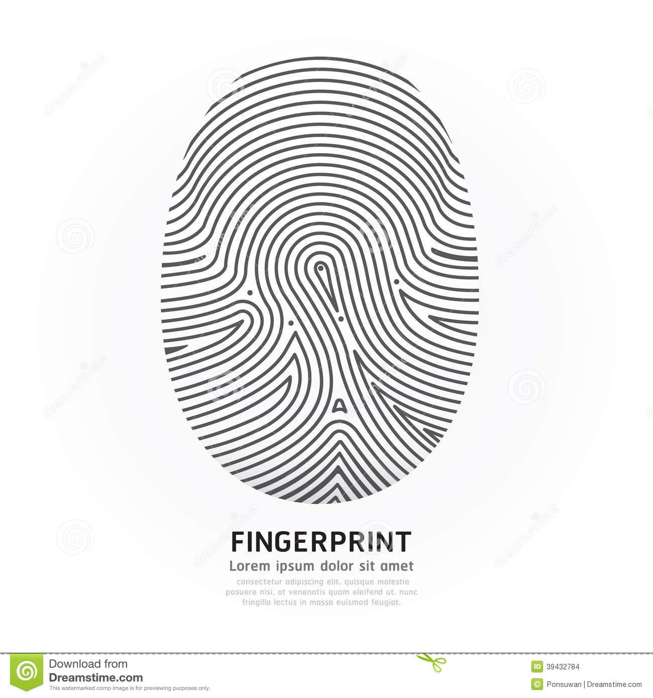Fingerprint Coloring Download Fingerprint Coloring For
