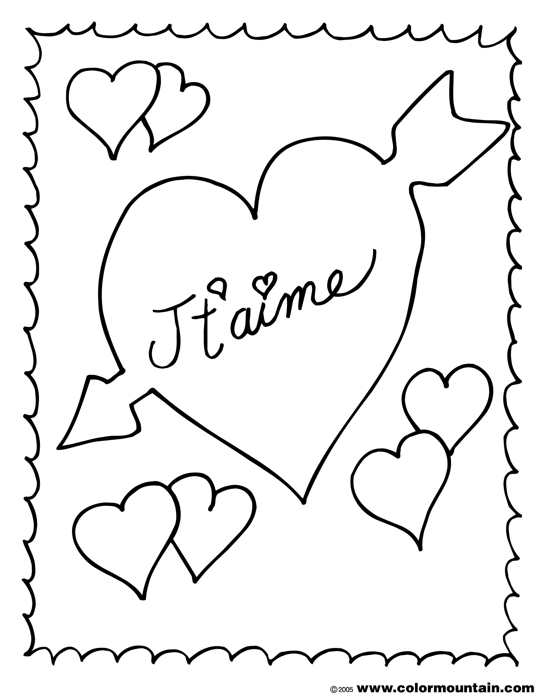 French Coloring Download French Coloring For Free