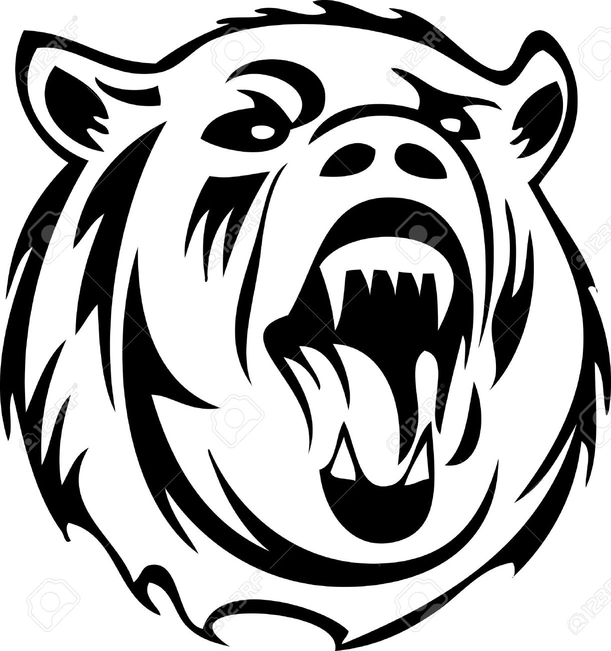 Grizzly Clipart Download Grizzly Clipart For Free