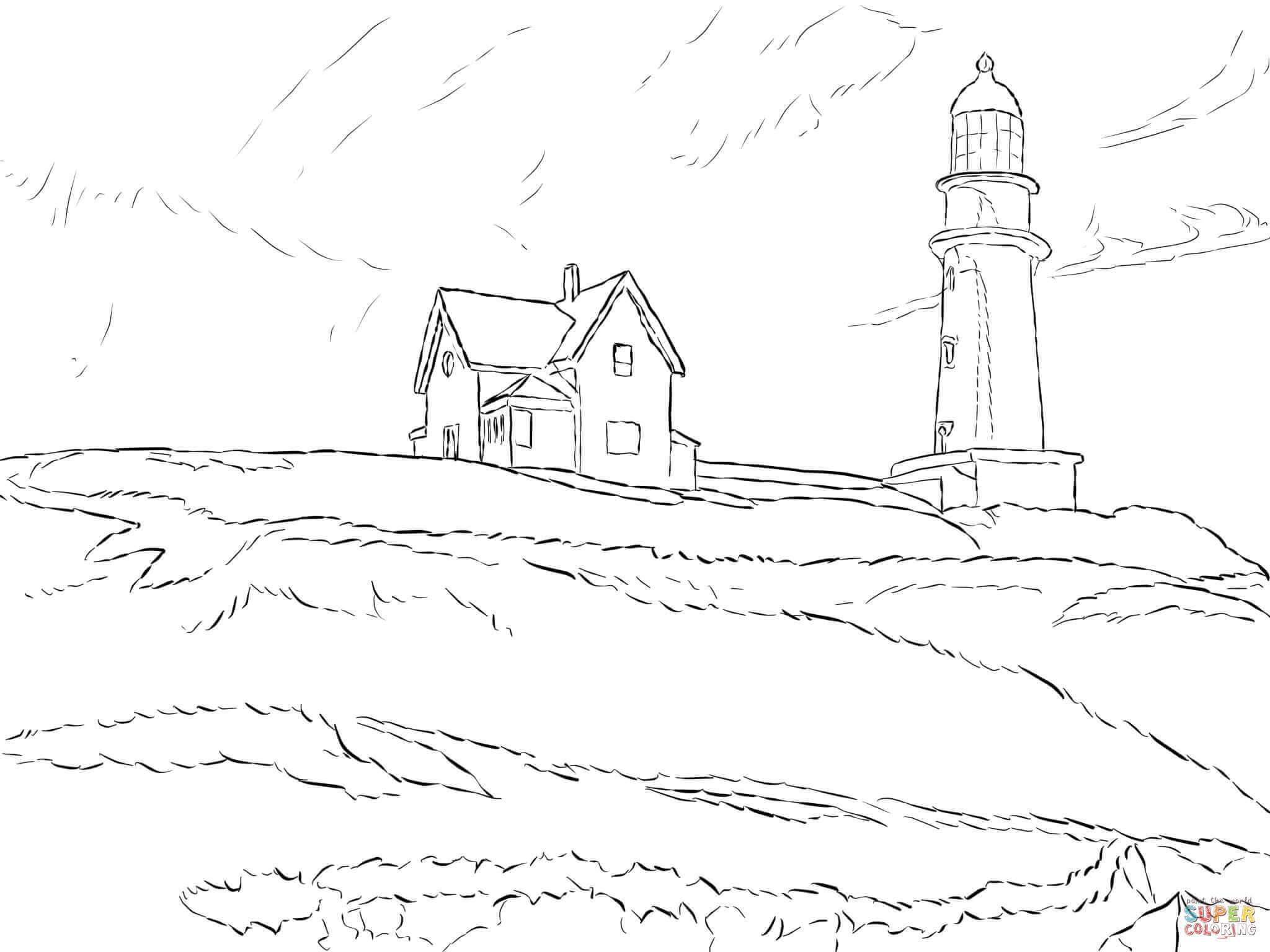 Hill Coloring Download Hill Coloring For Free