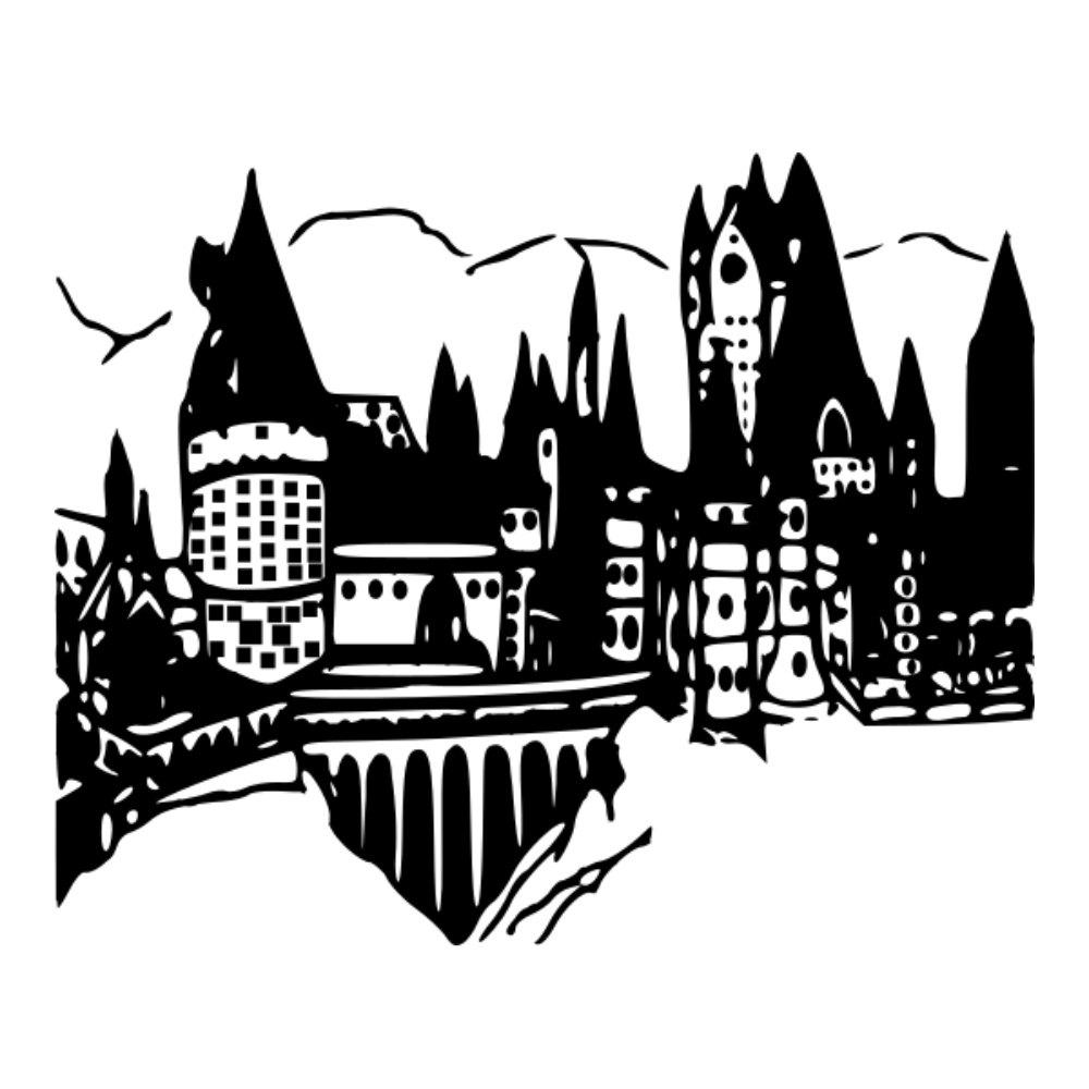 Download Hogwarts Castle svg, Download Hogwarts Castle svg for free ...