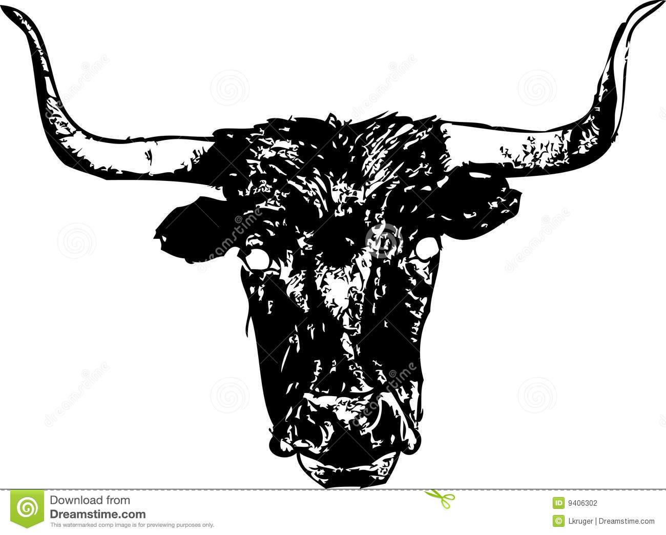 Longhorn Cattle Clipart Download Longhorn Cattle Clipart