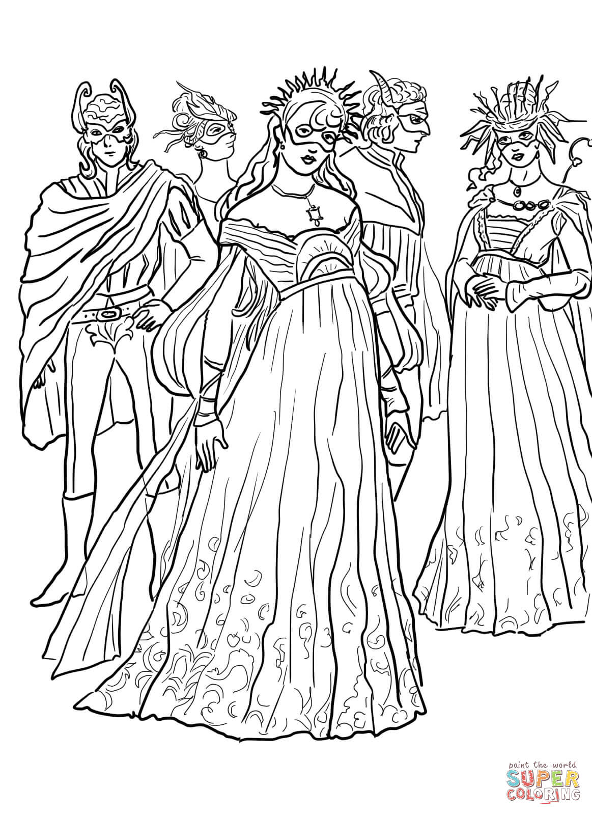 Romeo And Juliet Coloring Download Romeo And Juliet Coloring