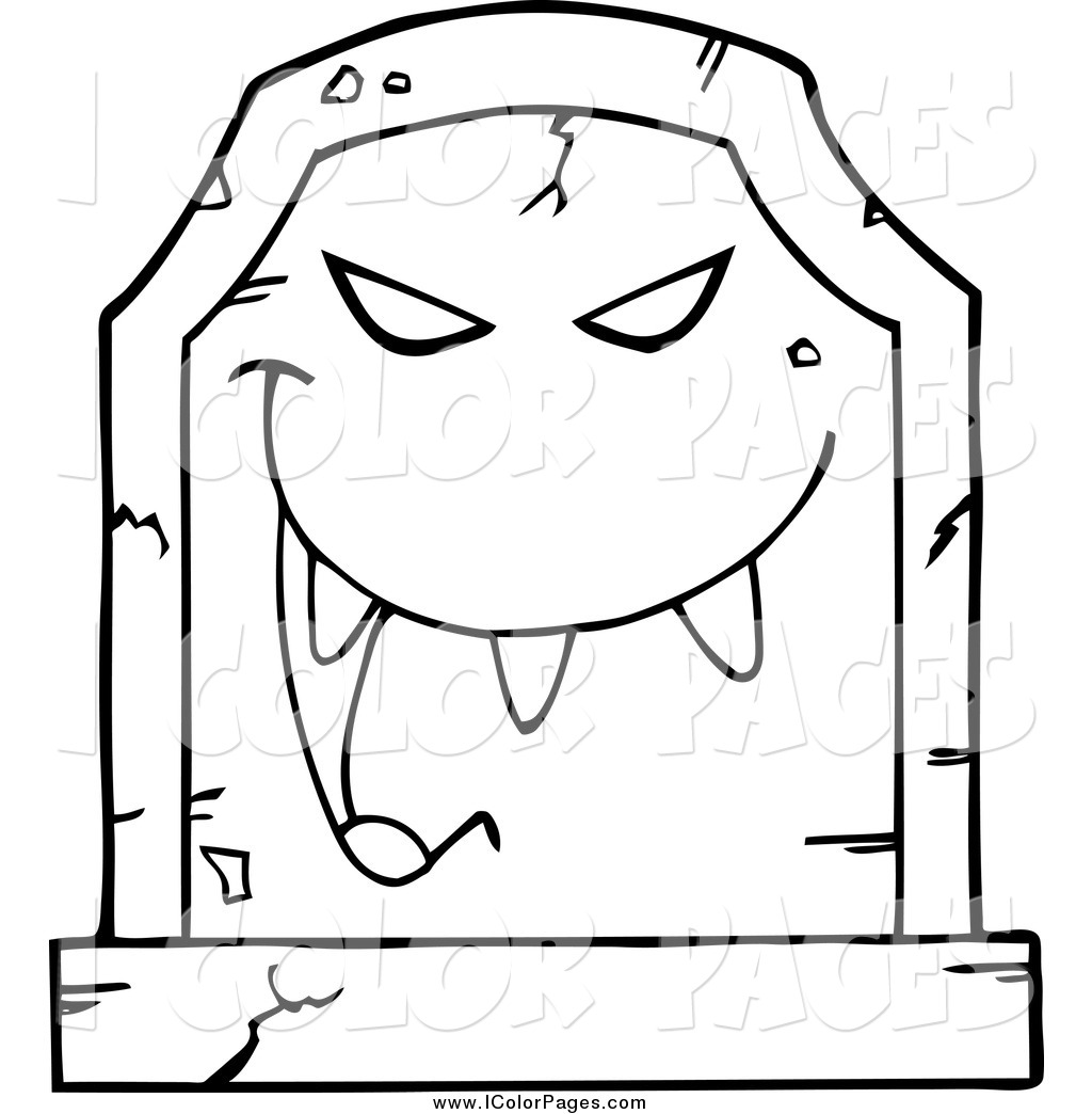 Tombstone Coloring Download Tombstone Coloring