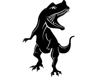 Download Download Tyrannosaurus Rex svg for free - Designlooter ...