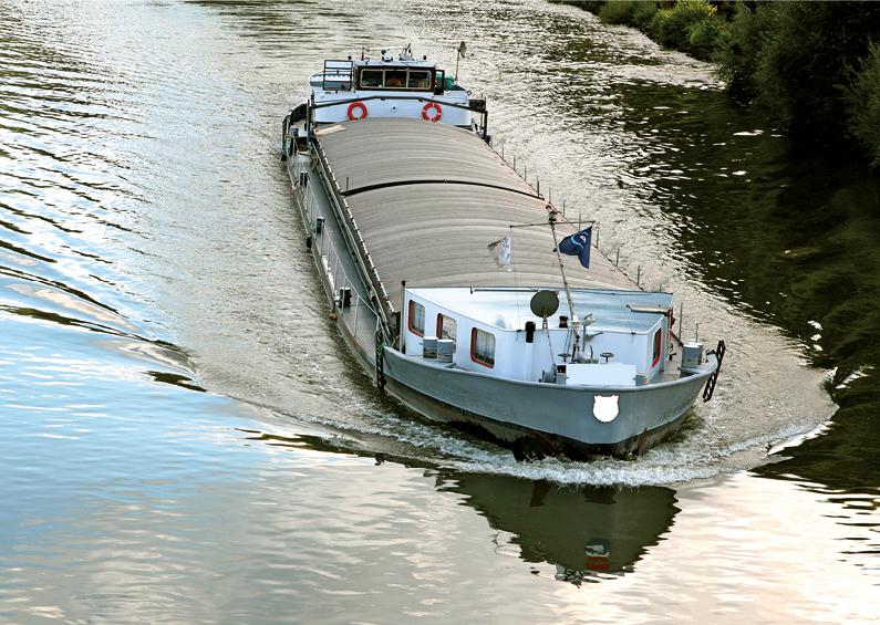 VBW   Verein für europäische Binnenschifffahrt und Wasserstraßen