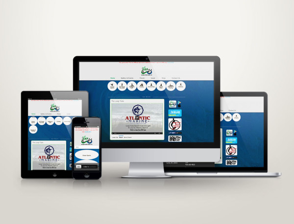 Wrightsville Beach Loop - Web Design