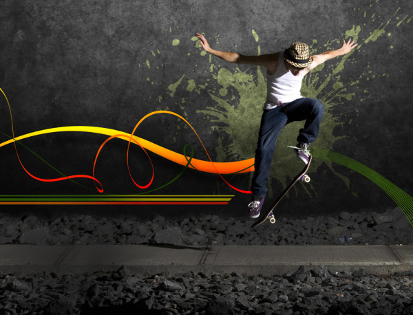 Photoshop Composite - graphic design