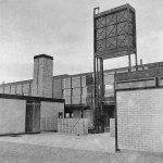 """Design Luminy Hunstanton-School-11 Alison et Peter Smithson, """"The New Brutalism"""" Histoire du design Références Textes"""