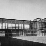 "Design Luminy Hunstanton-School-3 Alison et Peter Smithson, ""The New Brutalism"" Références    Design Marseille Enseignement Luminy Master Licence DNAP+Design DNA+Design DNSEP+Design Beaux-arts"