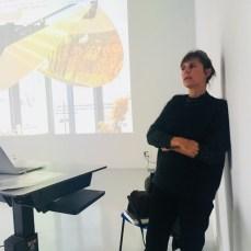 Design Luminy IMG_4592 Nathalie Dewez - Conférence et séance de travail en atelier Intervenants invités Work in progress  Nathalie Dewez Idir Messaoud Cassandre Aurick