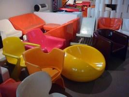 Design Luminy P1060513 Plasticarium - Adam Museum - Bruxelles Histoire du design Références  Plastique Plasticarium Philippe Decelle Bruxelles