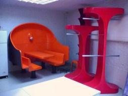 Design Luminy P1060553 Plasticarium - Adam Museum - Bruxelles Histoire du design Références  Plastique Plasticarium Philippe Decelle Bruxelles