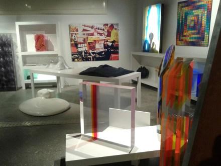 Design Luminy Plasticarium-Adam-48 Plasticarium - Adam Museum - Bruxelles Histoire du design Références  Plastique Plasticarium Philippe Decelle Bruxelles