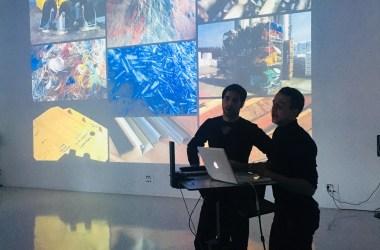 Design Luminy IMG_5070 Conférence de MAXIMUM Intervenants invités  recyclage Maximum déchet Conférence   Design Marseille Enseignement Luminy Master Licence DNAP+Design DNA+Design DNSEP+Design Beaux-arts
