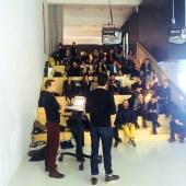 Design Luminy IMG_5092 Conférence de MAXIMUM Intervenants invités Work in progress  recyclage Maximum déchet Conférence
