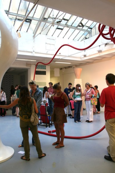 Design Luminy Expo-Diplômes-2007-58 Exposition des travaux de diplôme (Dnap & Dnsep) - 2007 Archives Diplômes Work in progress