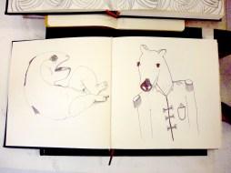 Design Luminy Lola-Fagot-Bilan-2012-18 Lola Fagot - Travaux en cours Work in progress  Lola Fagot