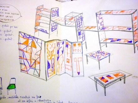 Design Luminy Lola-Fagot-Bilan-2012-22 Lola Fagot - Travaux en cours Work in progress  Lola Fagot