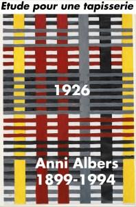 Design Luminy Etude-pour-une-tapisserie-1926-Anni-Albers-1899-1994-2 Etude pour une tapisserie 1926 Anni Albers 1899-1994 2