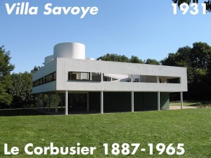 Design Luminy Villa-Savoye-1931-Le-Corbusier-1887-1965-2 Villa Savoye 1931 Le Corbusier 1887-1965 2