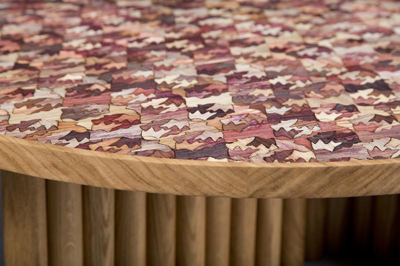 Design Luminy Legacy-table-detail-3 Laura Krzesinski - Stage chez FernandoLaposse, Londres Séjours Erasmus Stages Work in progress  Laura Krzesinski FernandoLaposse