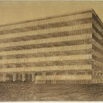 Design Luminy ludwig-mies-van-der-rohe-concrete-office-building-project-berlin-germany-exterior-perspective-1923 Ludwig Mies van der Rohe – Thèses de travail – 1923 Références Textes  Mies van der Rohe   Design Marseille Enseignement Luminy Master Licence DNAP+Design DNA+Design DNSEP+Design Beaux-arts