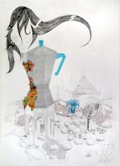 Design Luminy P1000862 Hippolyte Hentgen Intervenants invités  Hippolyte Hentgen dessin