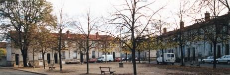 Design Luminy Place-Léon-Aucoc-02 Place Léon Aucoc, Bordeaux – Anne Lacaton & Jean-Philippe Vassal Histoire du design Références Textes  urbanisme Projet Lacaton & Vassal