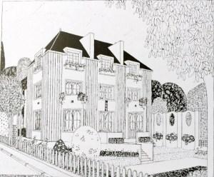 Design Luminy Villa-de-la-couturiere-Jeanne-Paquin-Deauville Villa de la couturiere Jeanne Paquin Deauville