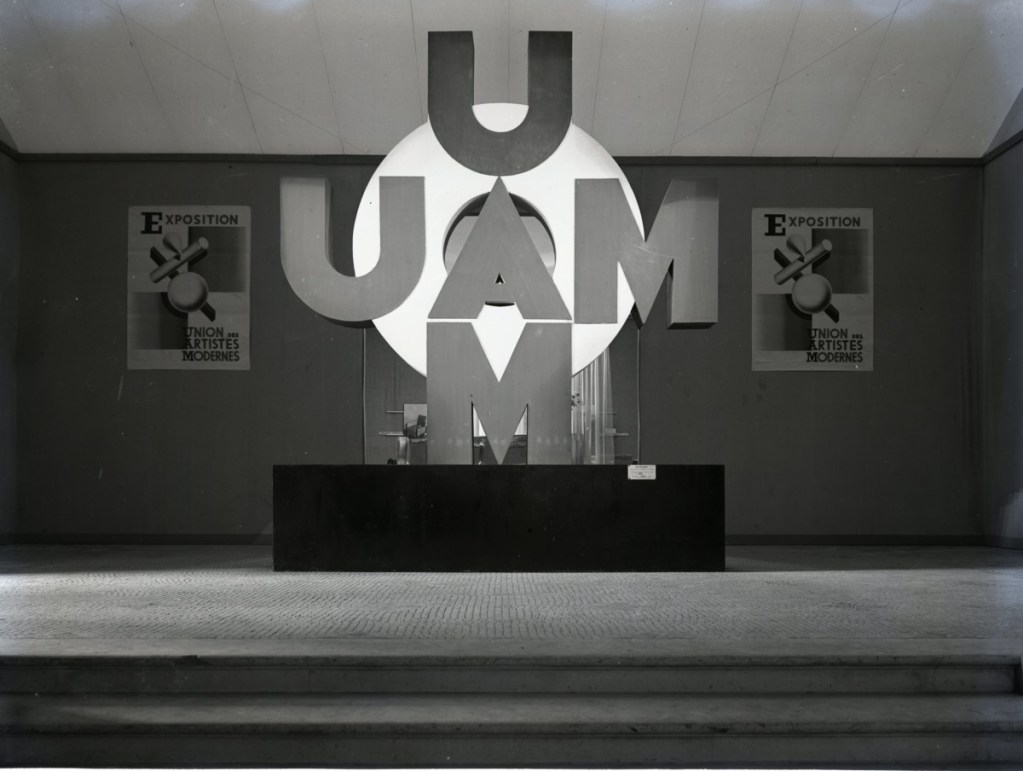 Design Luminy 3e-expo-Pavillon-de-Marsan Robert Mallet-Stevens – L'Union des Artistes Modernes Références Textes  Robert Mallet-Stevens   Design Marseille Enseignement Luminy Master Licence DNAP+Design DNA+Design DNSEP+Design Beaux-arts