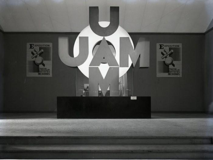 Design Luminy 3e-expo-Pavillon-de-Marsan Robert Mallet-Stevens – L'Union des Artistes Modernes Histoire du design Références Textes  UAM Robert Mallet-Stevens Pierre Chareau Eileen Gray