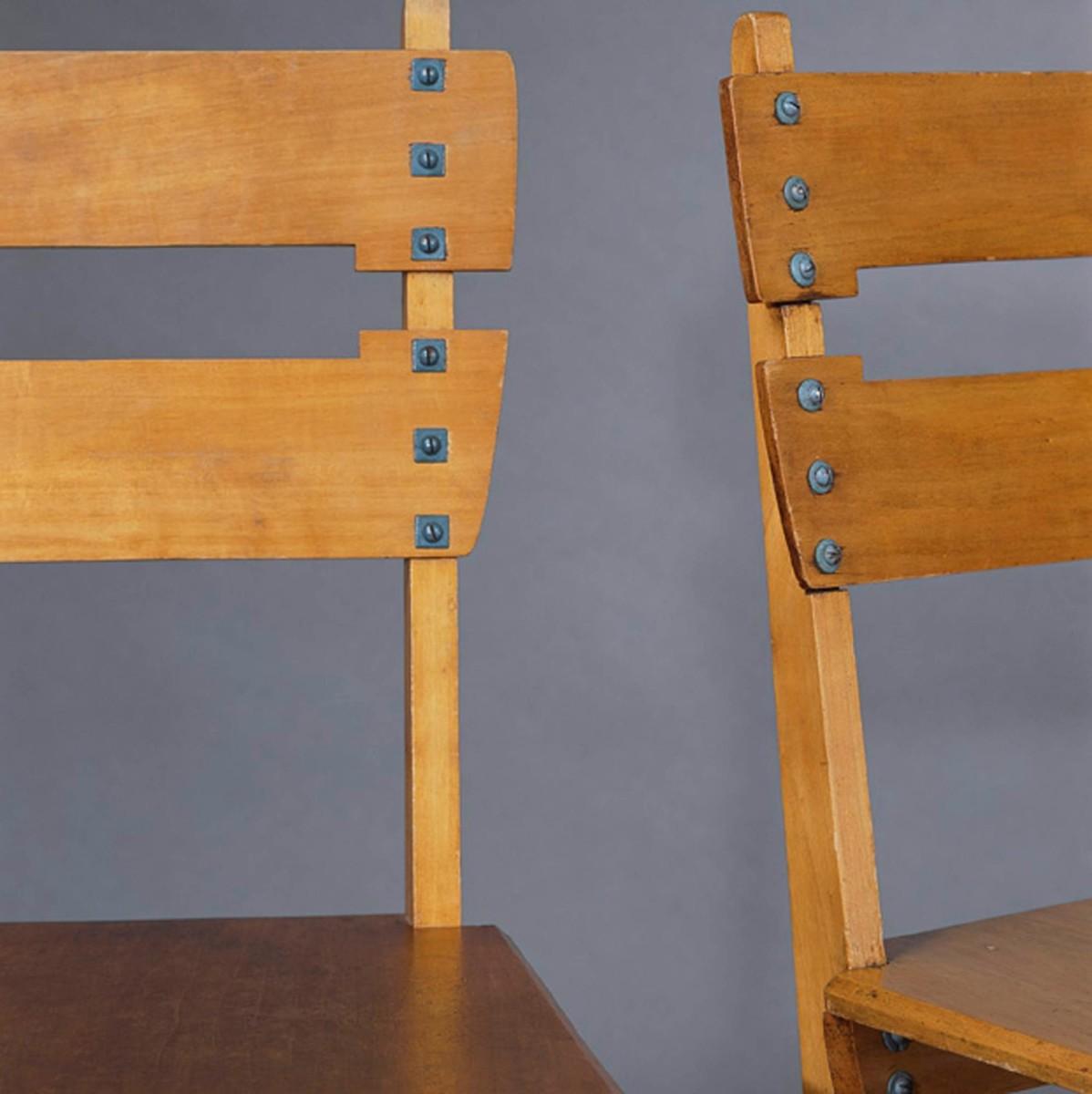 Design Luminy Chaise-Silex-1905-détail Aperçu rapide