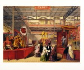 Design Luminy Large_4_17_india_court Crystal Palace 1851 - Joseph Paxton (1803-1865) Histoire du design Icônes Références  Owen Jones Joseph Paxton Henry Cole Exposition universelle Crystal Palace