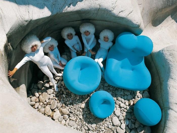 Design Luminy Up-Gaetano-Pesce-1969-8 Rattrapage Test Semestre 1 / Année 1 Quiz