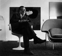 Design Luminy eero-saarinen_21460998909_o Chaise Tulipe 1956 – Eero Saarinen (1910-1961) Histoire du design Icônes Références  Tulipe Knoll Eero Saarinen