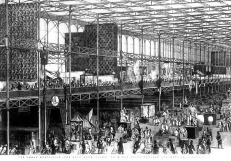Design Luminy interieur03_20869655334_o Crystal Palace 1851 - Joseph Paxton (1803-1865) Histoire du design Icônes Références  Owen Jones Joseph Paxton Henry Cole Exposition universelle Crystal Palace