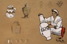 Design Luminy Capture-d'écran-2020-10-04-à-11.52.19 Saïd Issadi – Un voyage en Kabylie - L'artisanat Berbère – Mémoire Dnsep 2020 Archives Diplômes Dnsep 2020 – Mémoires Mémoire Dnsep  Saïd Issadi artisanat
