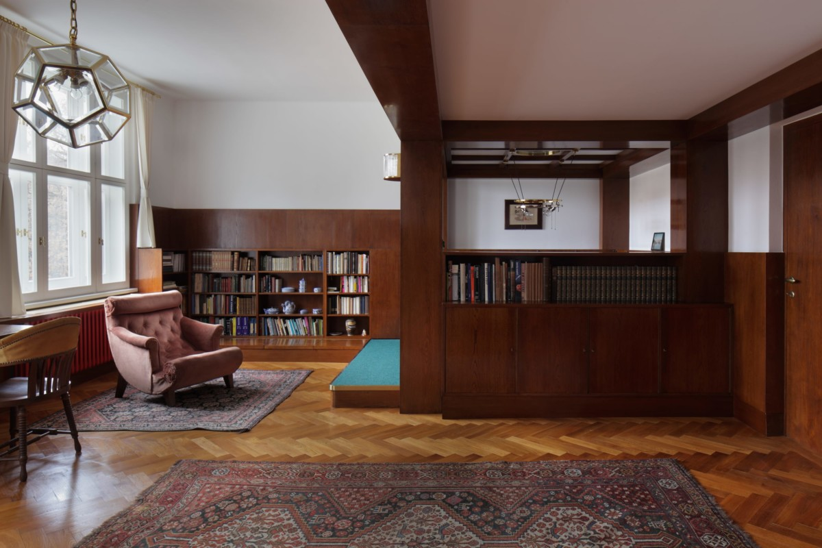 Design Luminy adolf-loos-richard-hirsch-s-apartment Adolf Loos – La suppression des meubles – 1924 Histoire du design Textes  Adolf Loos