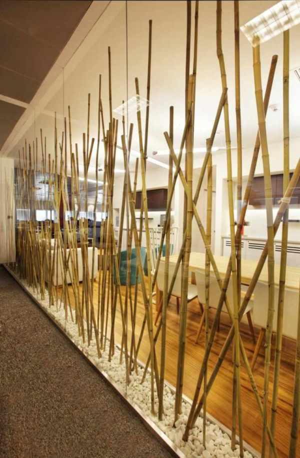 Du bambou déco pour un intérieur original et moderne à ...