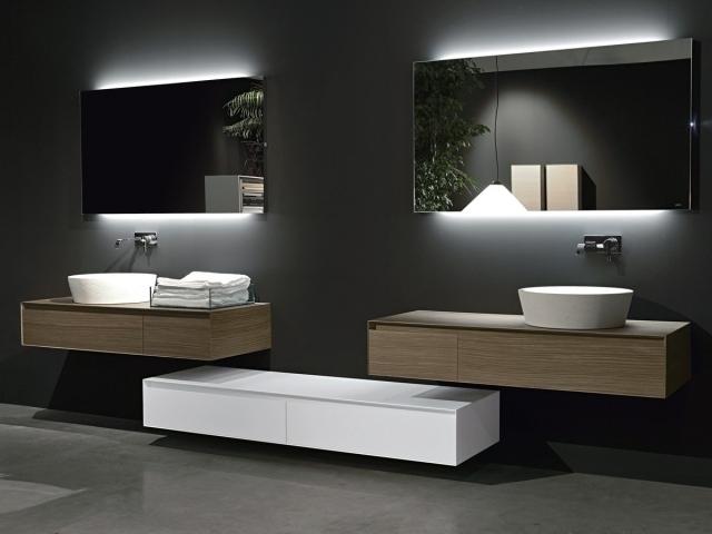 Miroir Salle De Bains Style Et Lgance Pour Espace 23