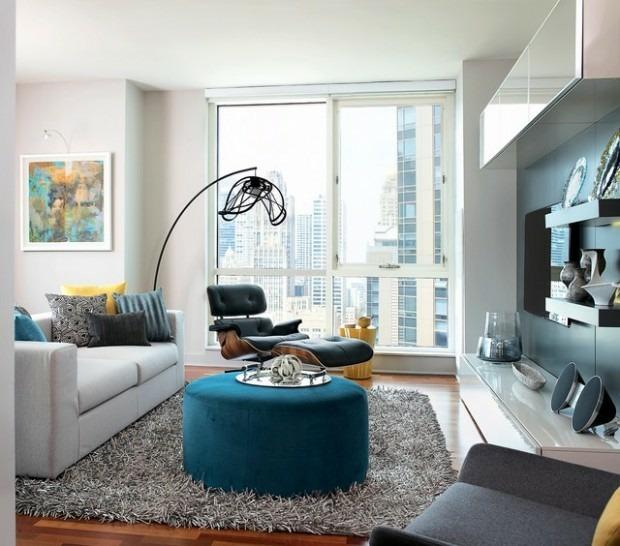 24 idees decoration salon moderne et