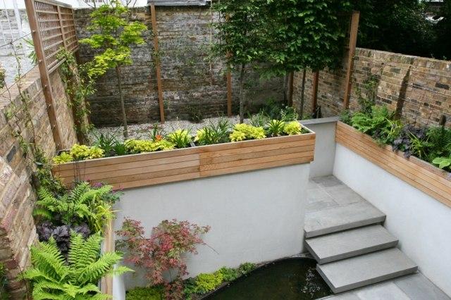 Comment Crer Facilement Un Jardin Petit Espace