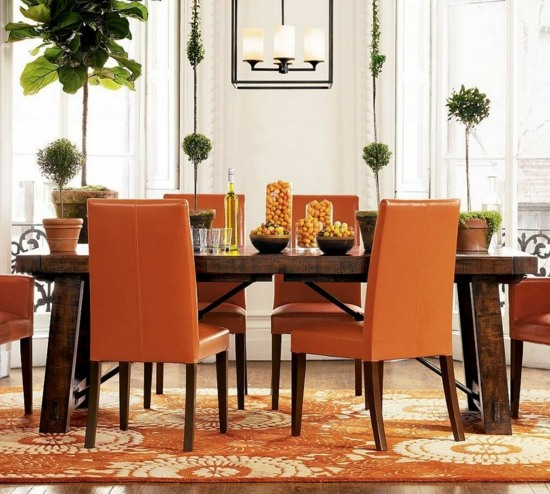 chaises salle a manger design