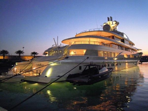 Yacht De Luxe Les 10 Yacht Les Plus Chers Au Monde